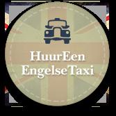logo Huur Een Engelse Taxi