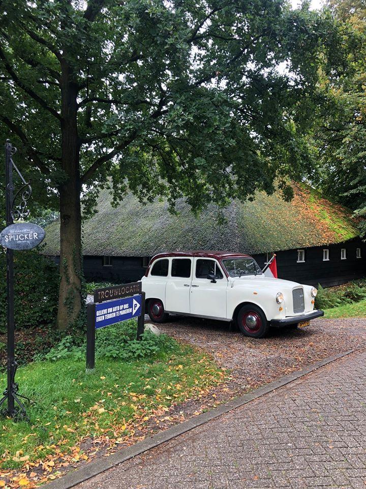 Trouwauto Noord Brabant Trouwlocatie de Vlaamsche Spijcker